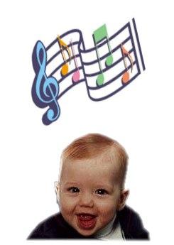 Música para bebés Canción divertida para bebés