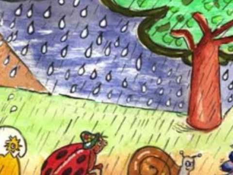 canciones infantiles Canción infantil: ¡Que llueva, Que llueva!