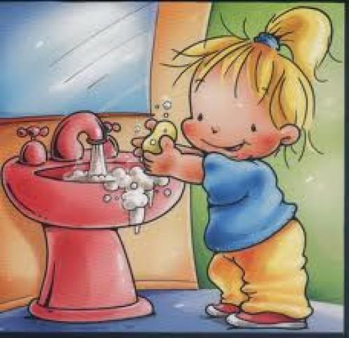 Canción infantil para lavarse las manos