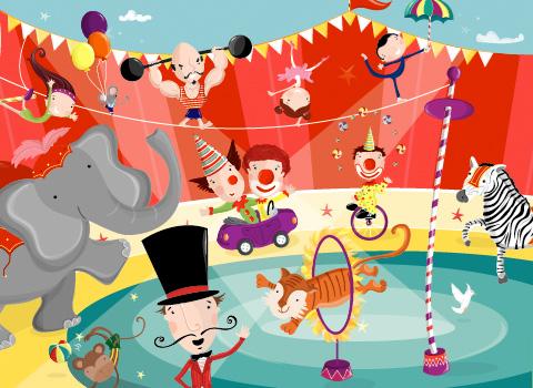 el circo El Circo