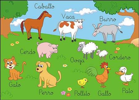 Canciones para niños sobre Granjas