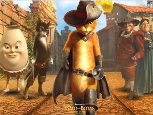 canciones del gato con botas e1340401883754 Canciones del gato con botas