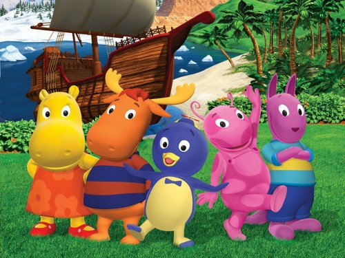 Backyardigans e1346364793441 Canciones de los Backyardigans