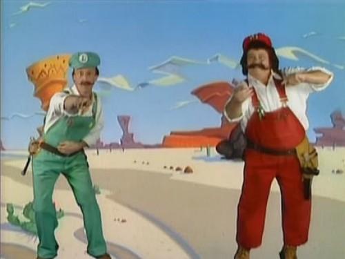 El Super Show de Mario e1345508928586 Canción de las caricaturas de Mario Bros