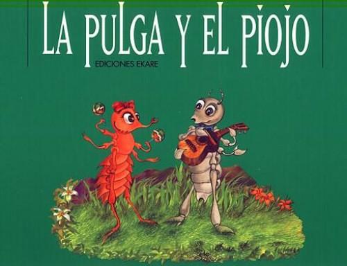 La pulga y el piojo e1343941299784 La pulga y el piojo