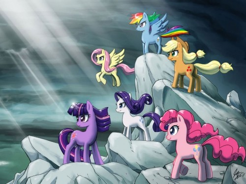 My Little Pony e1347902347232 El arte de vestir   My Little Pony