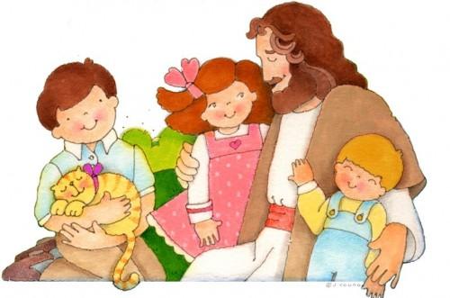 dios para niños
