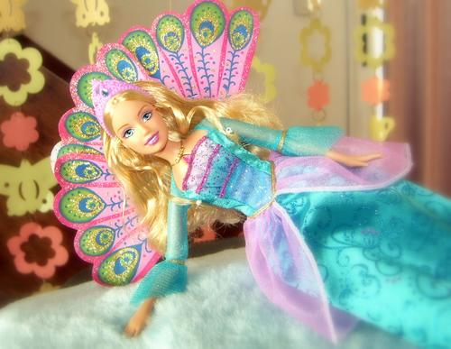 barbie princesa de la isla