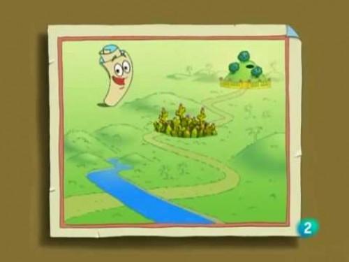 Mapa – Dora la exploradora