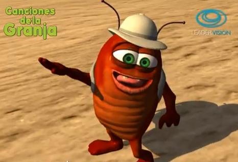 la pulga aventurera