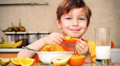 v15 desayuno ideal de los ninos e1365172508213 Desayuno ideal para los niños