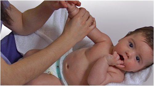 15 minutos de relajación para tu Bebé
