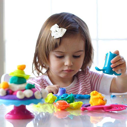 Como hacer plastinilla casera con los niños Como hacer plastinilla casera con los niños