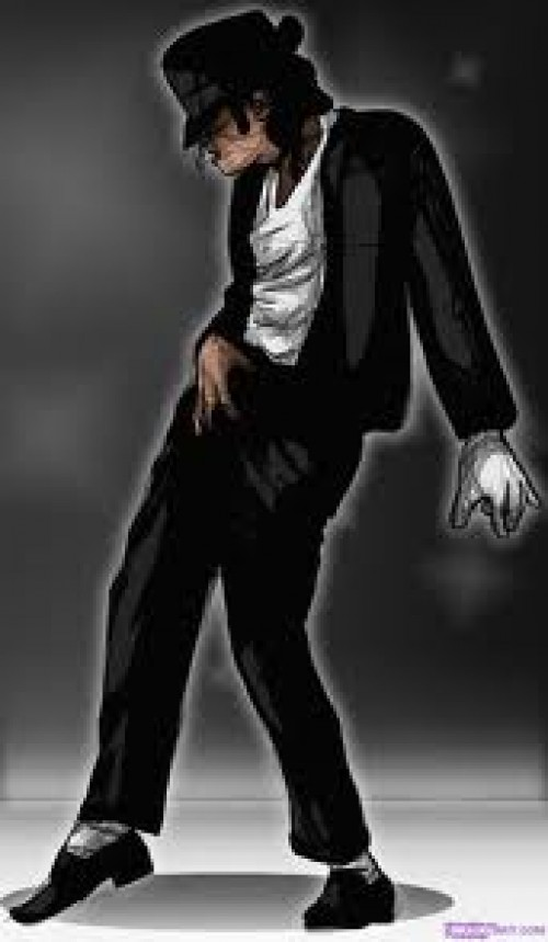 Animación de Michael Jackson