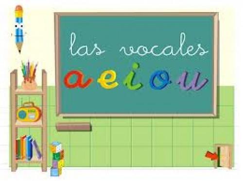 Canticuentos- Rueda de las vocales