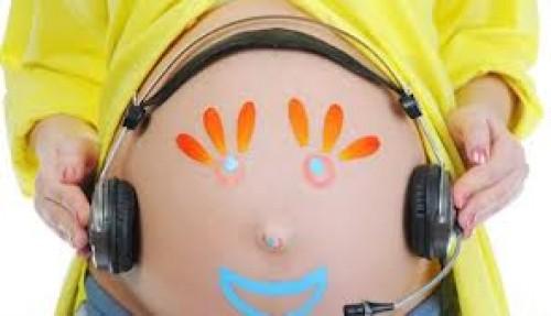 Música para embarazadas