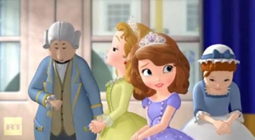 La princesa Sofía- No estoy lista