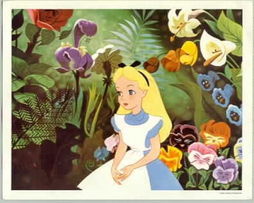 Fiesta del Jardín- Alicia en el País de las Maravillas