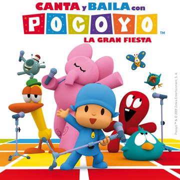 POCOYO151209 La gran fiesta de Pocoyo