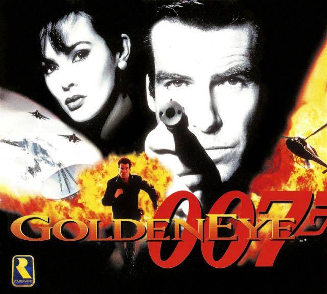 James Bond 007 Goldeneye Intro Nintendo 64