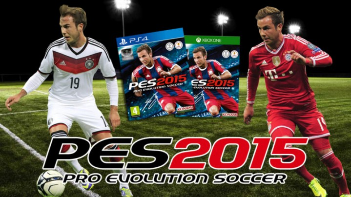 PES 2015 Soundtracks  de PES 2015