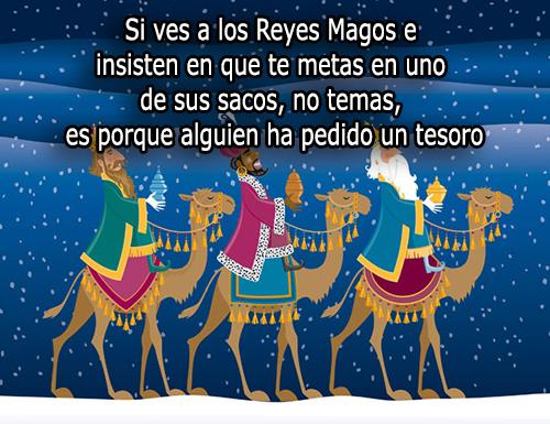 frases graciosas reyes magos  Canción de Los Reyes Magos