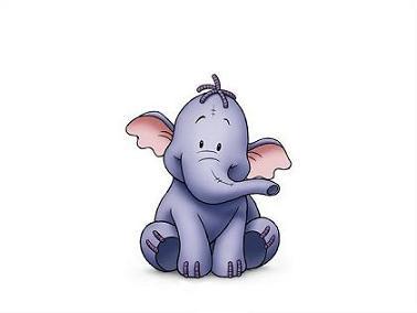 Elefante trompita