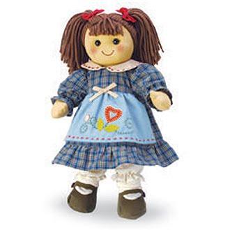 Tengo una muñeca vestida de azul