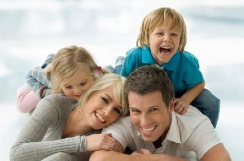 La familia unida
