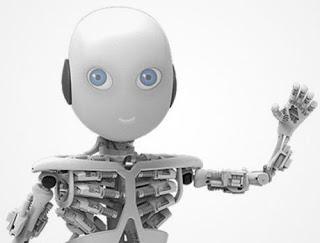 El niño robot