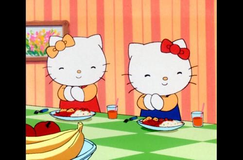 hello kitty serie