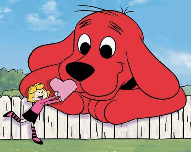 Clifford el gran perro rojo