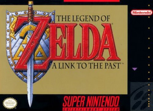 "Canciones de la leyenda de Zelda ""Link to the past"""