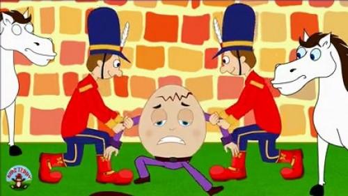 La canción de Humpty Dumpty