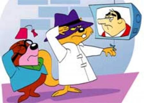 El inspector ardilla