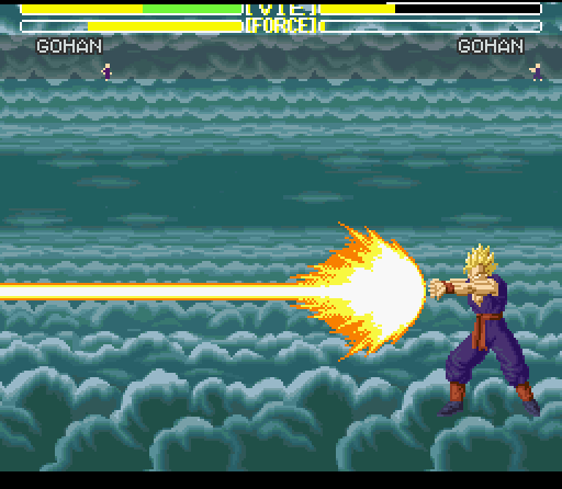 dragon ball z 3 super nintendo
