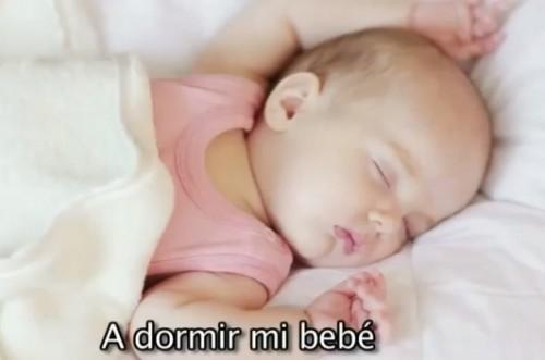 canciones para dormir bebes