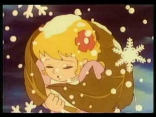 la princesa thumbelina