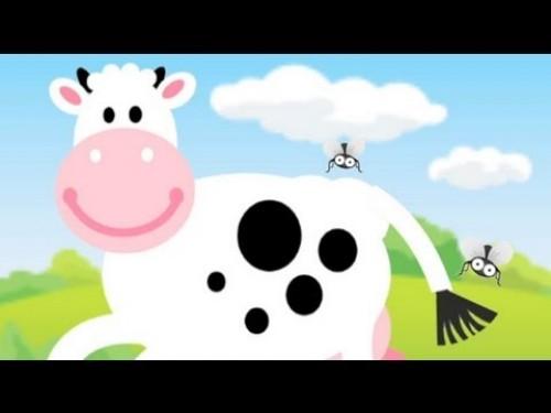 tengo una vaca lechera