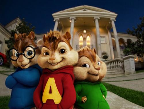 Alvin y las Ardillas- alrededor del mundo