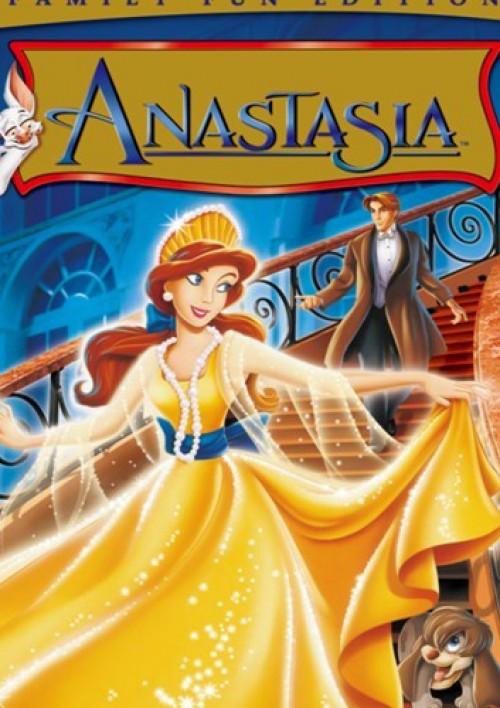 Anastasia- Tiempo atrás