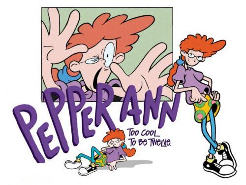 Pepper Ann- Una chica sin igual