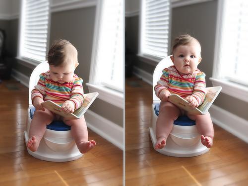 Consejos para enseñar a tu hijo a ir al baño