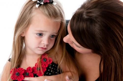 Como enseñarles a los niños a pedir perdón
