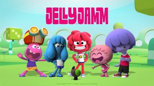 jelly jamm - juntos vamos a hacerlo
