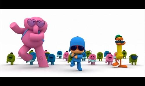 Pocoyo - Gangnam Style