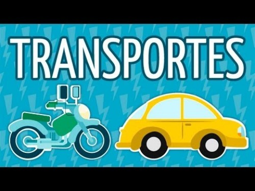 Aprendemos los sonidos de los transportes