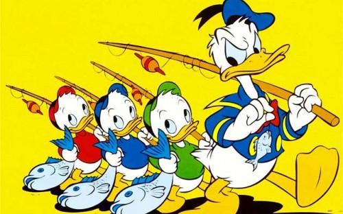 Pato Donald - Buenos Exploradores