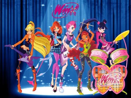 Winx Club- En concierto