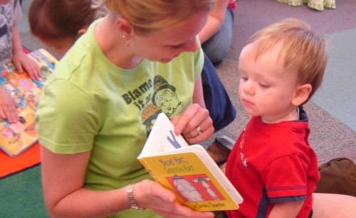 Enseñar a leer a nuestros niños